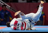 جوجیتسوی قهرمانی آسیا|تیم ملی ایران بر سکوی سوم قاره ایستاد
