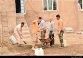 مشهد|پای جهادگران بسیجی به روستای «غرغروک رضویه» باز شد/ غبار محرومیت از منطقه رخت برمیبندد