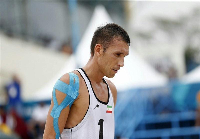 صعود تیم والیبال ساحلی ایران «الف» به رقابتهای قهرمانی جهان
