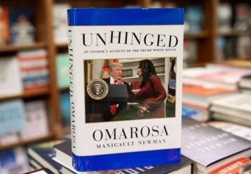 """کتاب """"المعتوه"""" عن ترامب یحتل المرکز الثانی فی الأعلى مبیعاً بأمریکا"""