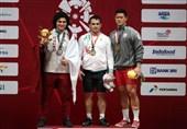 گزارش خبرنگار اعزامی تسنیم از روز هفتم بازیهای آسیایی 2018| دو طلا و یک برنز در روز رکوردشکنی سهراب مرادی و ناکامی کیانوش رستمی+نتایج کامل