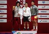 Asian Games: Sohrab Moradi Wins Gold in Weightlifting (+Video)