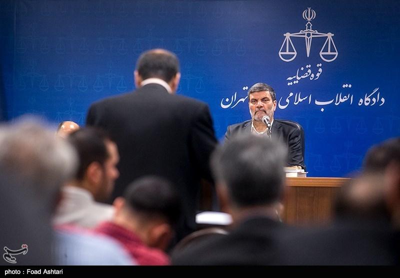 پاسخ نماینده دادستان به وکیل باقری درمنی درباره ایراد به اتهام افساد فیالارض