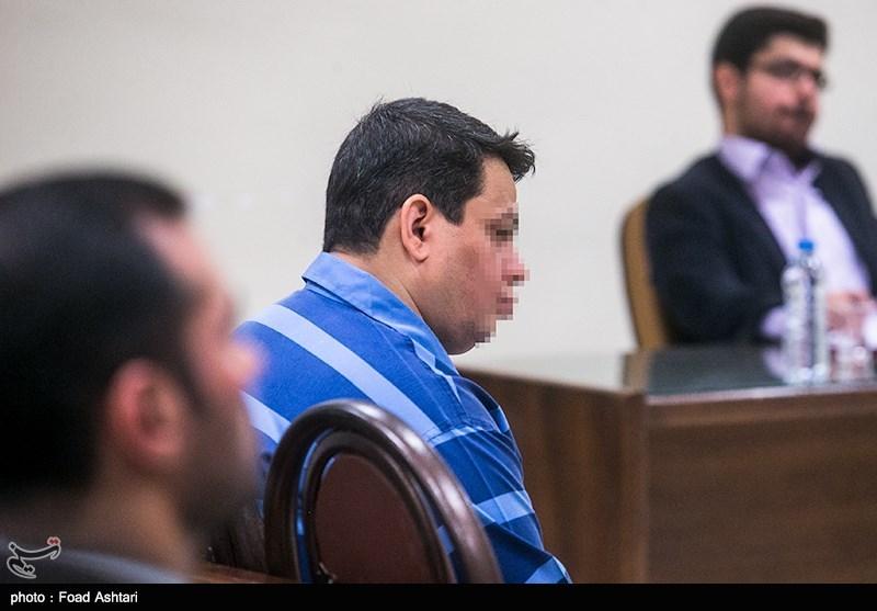 تذکر قاضی صلواتی به باقری درمنی متهم به فساد فیالارض