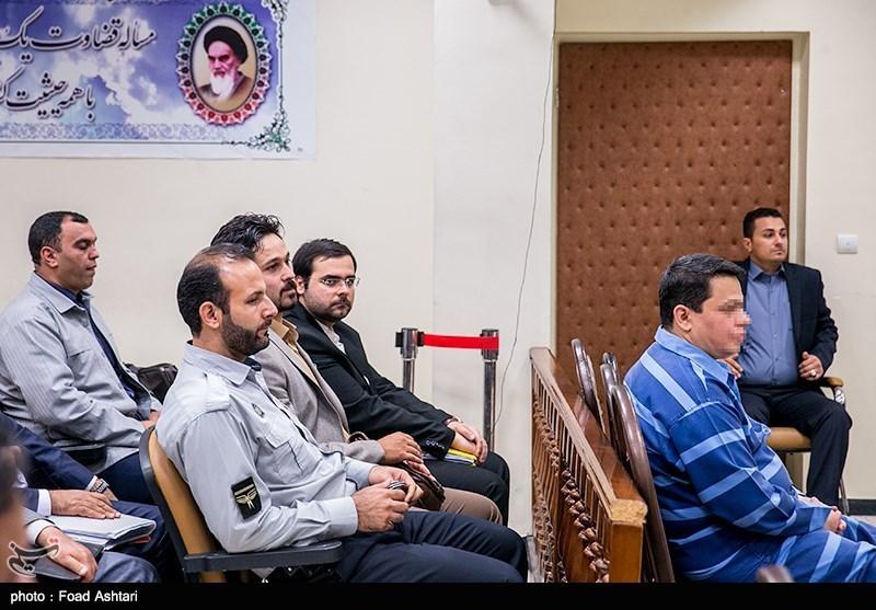 نماینده دادستان: باقری درمنی به خاطر محکومیت در زندان است