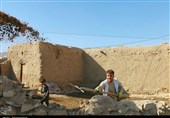 غبار محرومیت به فراموشی سپرده میشود؛ حضور جهادگران بسیج سازندگی در حاشیه شهر مشهد