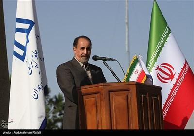 سخنرانی حسن بلخاری در مراسم آیین ادای احترام دانشجویان پزشکی به مقام بوعلی سینا