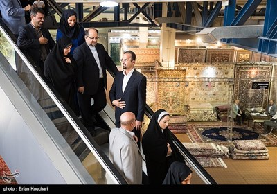 بیست و هفتمین نمایشگاه بینالمللی فرش دستباف ایران