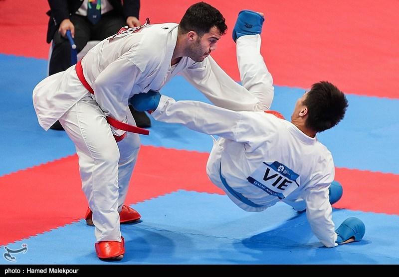 سمنان  قهرمانان مسابقات کاراته مردان دانشگاه آزاد کشور در بخش «کومیته» معرفی شدند
