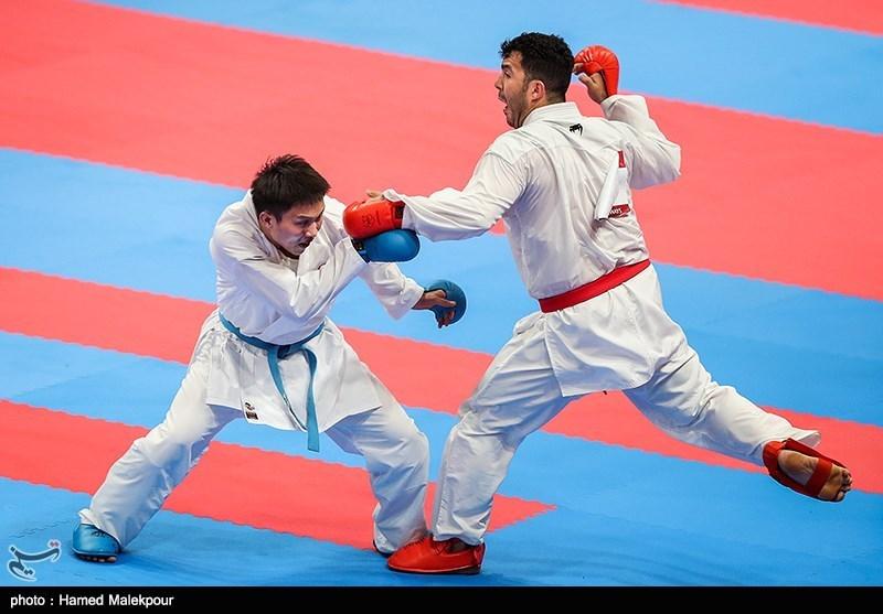 برترینهای مسابقات کاراته بانوان دانشگاه آزاد در بخش «کومیته» معرفی شدند