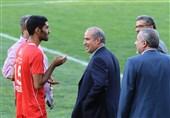 مهدی تاج: نمایندگان فیفا و یوفا برای تماشای فینال لیگ قهرمانان به تهران میآیند