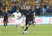 سوپر لیگ ترکیه| شکست ترابزوناسپور با بازی یک نیمهای وحید امیری