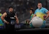 دوومیدانی قهرمانی آسیا| دست شاهین مهردلان به مدال پرتاب وزنه نرسید