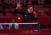 تنیس روی میز قهرمانی آسیا| حذف دو بانوی پینگپنگباز ایران