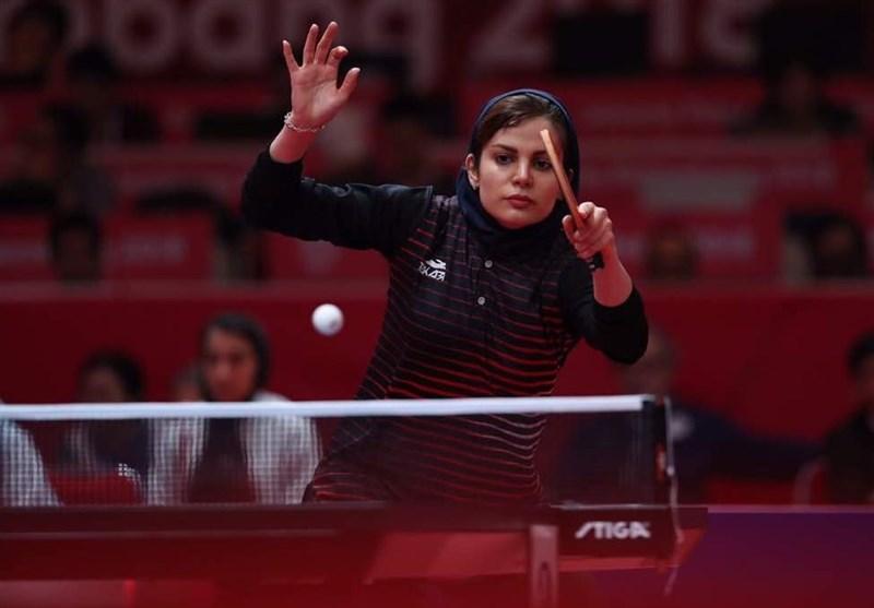روی میز قهرمانی جهان| حذف تیم دونفره بانوان ایران