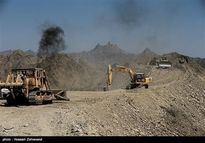 ایران اور پاکستان سرحدی کی انتظامات
