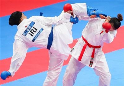 مصدومیت کاپیتان تیم ملی کاراته بانوان جدی نیست/ رؤیای المپیکی عباسعلی به باد نرفت