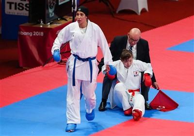 لیگ جهانی کاراته وان پاریس عباسعلی به فینال رسید، پورشیب حذف شد/ ۲ طلا و ۲ برنز در انتظار کاراته ایران