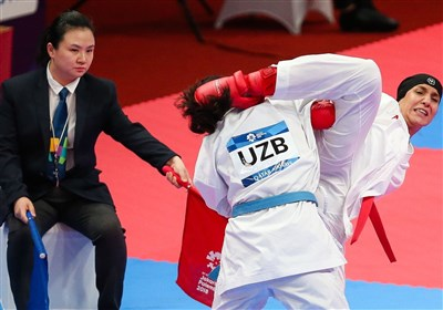 کاراته وان اتریش  سلام عباسعلی به المپیک ۲۰۲۰ با کسب مدال طلا