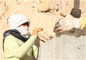 خراسان رضوی| حضور جهادگران بسیج سازندگی در رشتخوار؛ محرومیتها یکی یکی رنگ میبازند