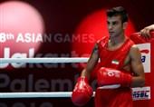 احمدیصفا: شکست در مسابقات بوکس قهرمانی کشور تلنگری به من بود/ باید حقم را با کسب سهمیه المپیک بگیرم