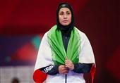 لیگ برتر کاراته وان چین|عباسعلی چهارمین مدال برنز ایران را کسب کرد/ شکست قراریزاده در دیدار ردهبندی