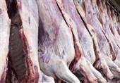ورود 103 هزار تن گوشت گاوی به کشور