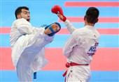 کاراته قهرمانی جهان| گنجزاده فینالیست شد