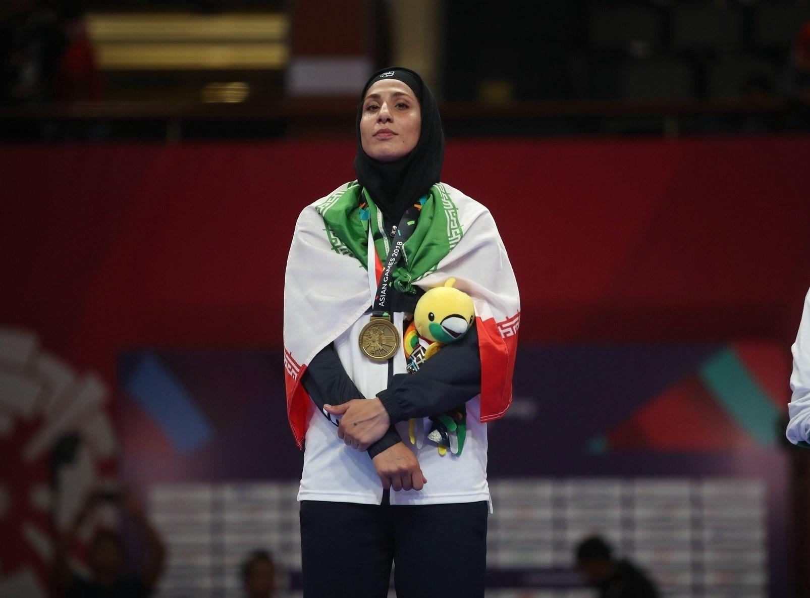 کاراته ایران , فدراسیون کاراته ایران , لیگ جهانی کاراته وان , کاراته , کاراته بانوان ایران ,