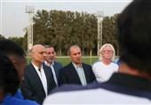 فتحی: هواداران استقلال میدانند چه تیمی را تحویل گرفتیم/از نتیجه بازی با السد غافلگیر شدیم/تاج تماس گرفت و گفت دو بازیکنمان بخشیده شدهاند