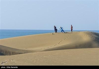 درزآباد کا ساحل