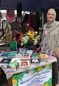 معرفی ادبیات ایران در جشنواره ملل آمریکا توسط یک آمریکایی