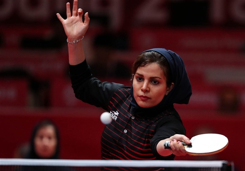 Neda Shahsavari to Carry Iran's Flag at Asian Games Closing Ceremony