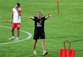 برانکو تمرین صبح و بازی دوستانه پرسپولیس را لغو کرد