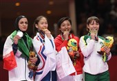 Iran's Khaksar Seizes Karate Silver at Asian Games