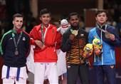 گزارش خبرنگار اعزامی تسنیم از اندونزی | هتتریک نقره و برنز در روز هشتم بازیهای آسیایی + نتایج کامل