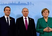 نشست سران فرانسه، روسیه و آلمان هفتم سپتامبر در استانبول