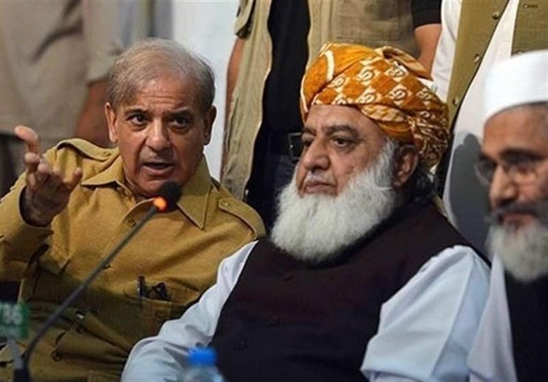 عقب نشینی حزب فضل الرحمان از مواضع قبلی خود علیه دولت پاکستان