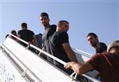 کاروان پرسپولیس با 41 نفر عازم قطر شد