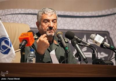 سخنرانی سرلشکر محمد علی جعفری فرمانده کل سپاه