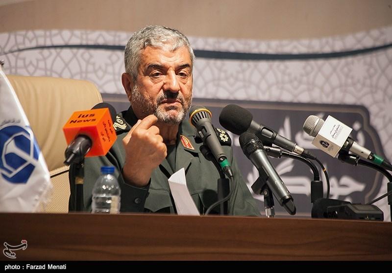 سرلشکر جعفری: سپاه در فعالیتهای اقتصادی ورود پیدا نمیکند/در عرصه سازندگی فعالیت داریم