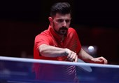 تنیس روی میز آزاد بلاروس| حذف نیما عالمیان با شکست مقابل نفر 165 رنکینگ جهانی