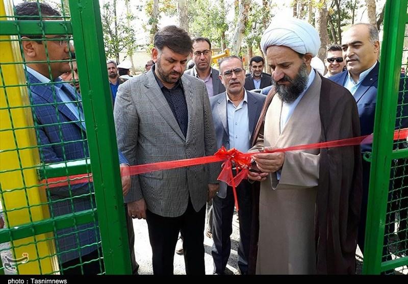 تهران| 16 پروژه عمرانی و خدماتی با 123 میلیارد اعتبار در قرچک به بهرهبرداری رسید+ تصاویر