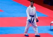 کاراته قهرمانی جهان| غافلگیری بزرگ در تاتامی مادرید با حذف امیر مهدیزاده