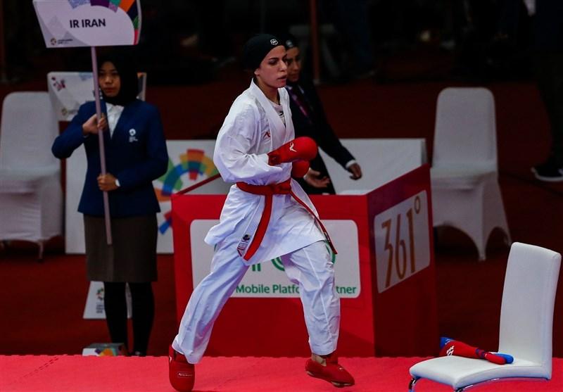 کاراته وان ترکیه| خاکسار فینالیست شد/ چالاکی از دور مسابقات کنار رفت