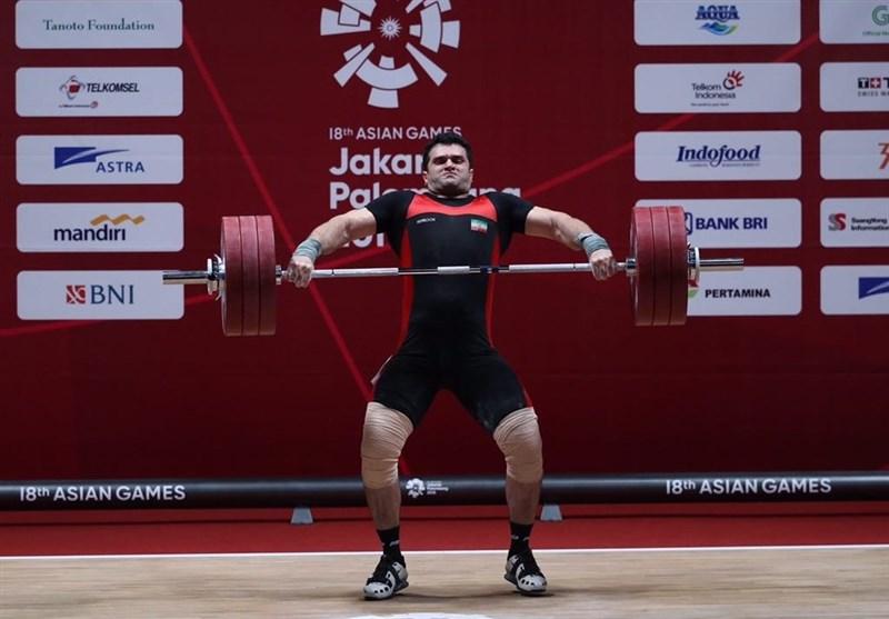 وزنهبرداری قهرمانی جهان| براری به عنوان ششمی دسته 109 کیلوگرم بسنده کرد