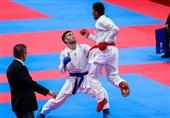 لیگ جهانی کاراته وان پاریس| بهمنیار از رسیدن به دیدار نهایی بازماند/ حذف مهدیزاده، میرزایی و مسکینی در دور نخست