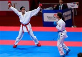 لیگ برتر کاراته وان چین| حسننیا، خاکسار و خدابخشی به مدال برنز رسیدند
