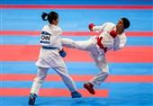 کاراته قهرمانی آسیا| خاکسار فینالیست شد، بهمنیار و روشن در جدول شانس مجدد/ صعود نمایندگان کاتا به نیمهنهایی