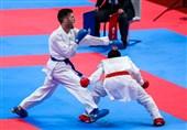 لیگ برتر کاراته وان مراکش| مهدیزاده و حسننیا حذف شدند